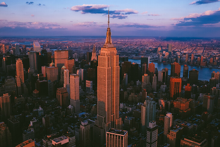 Empire State Building: AM/PM Experience