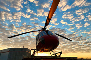 Liberty Helicopters: Big Apple Tour