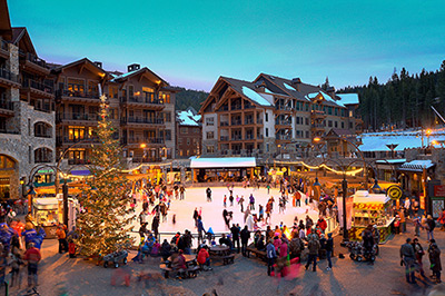 Northstar, California Resort