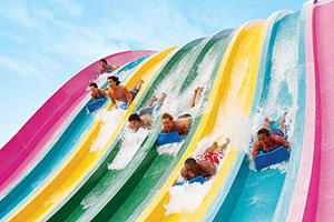 Aquatica Orlando Water Park - Single Day with All Day Dine