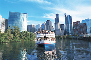 Chicago Explorer Pass - 5 Attractions Combo