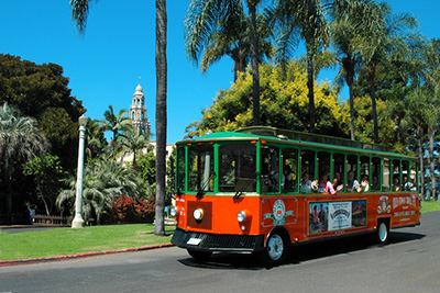 Old Town Trolley Tour of San Diego 1-Day Ticket (Platinum Pass)