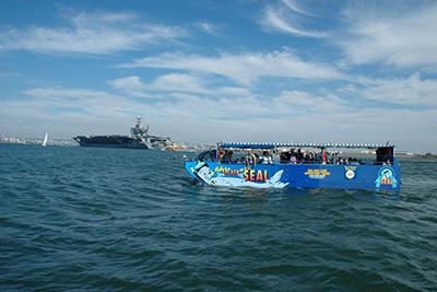 San Diego SEAL Tour