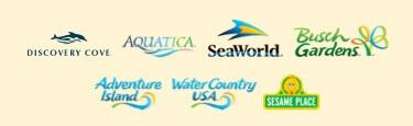 SeaWorld® Logos