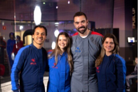 iFLY San Diego: Two Flight Indoor Skydiving Experience