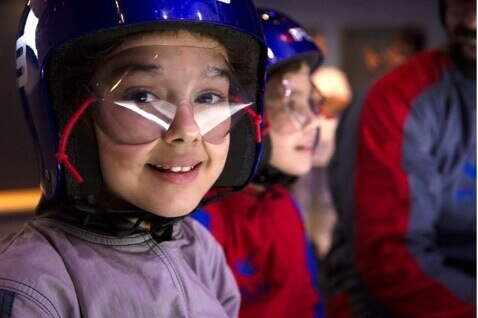 iFLY San Francisco: Two Flight Indoor Skydiving Experience