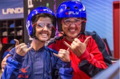 iFLY Orlando: Two Flight Indoor Skydiving Experience