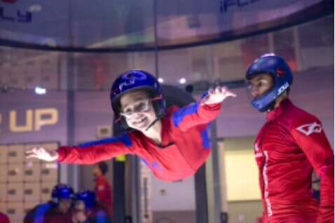 iFLY Tampa: Two Flight Indoor Skydiving Experience