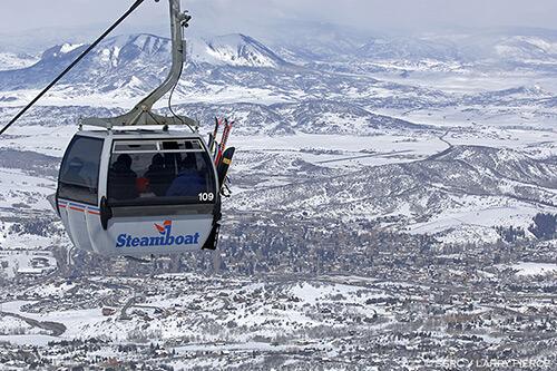 Steamboat, Colorado Resort