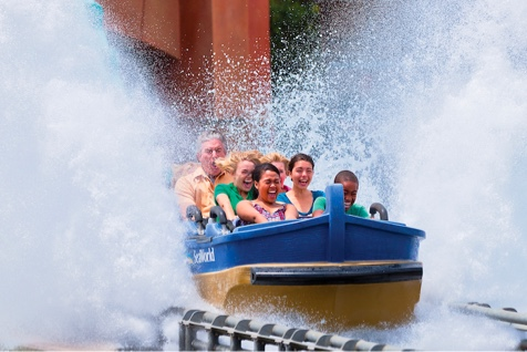 SeaWorld San Antonio Single Day with All Day Dining