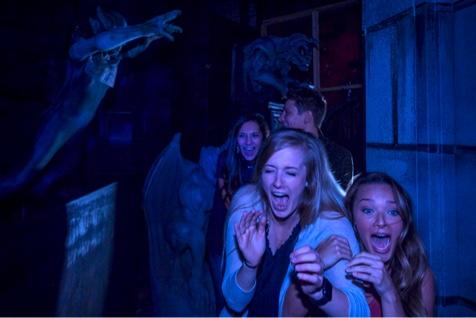 SeaWorld San Diego: Howl-O-Scream Single Night Ticket (Any Night)