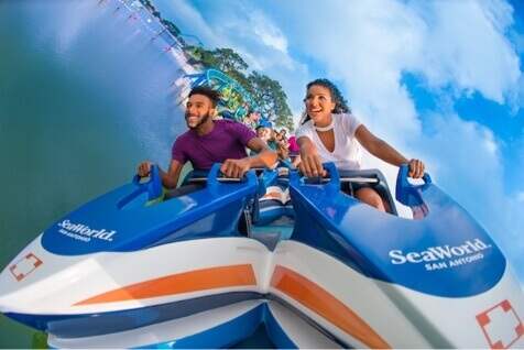 SeaWorld San Antonio Single Day Ticket