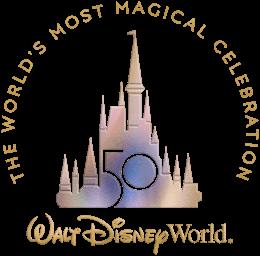 The Worlds Most Magical Celebration. Walt Disney World