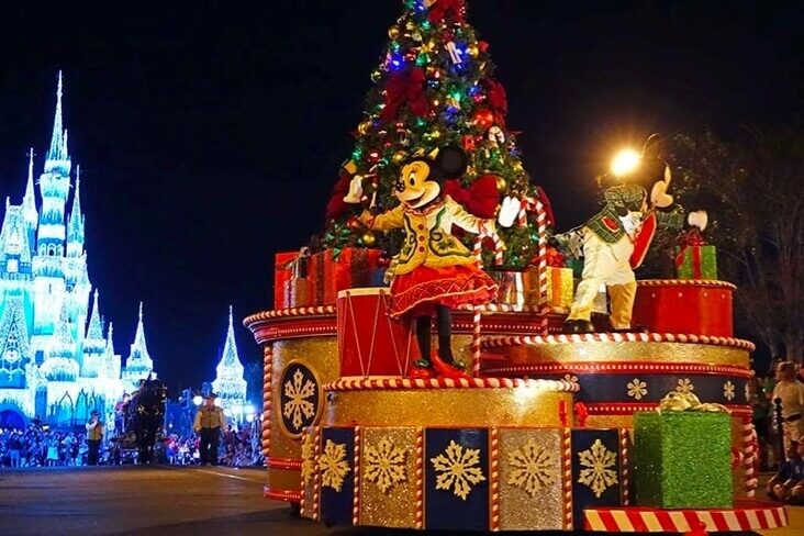 Schedule of Disney World Special Events