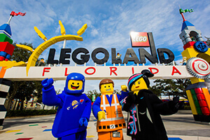 1-Day LEGOLAND Florida + 2nd Day FREE (PROMO)