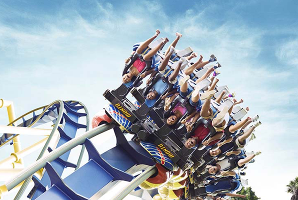 Busch Gardens Tampa Single Day + FREE All Day Dine (PROMO)