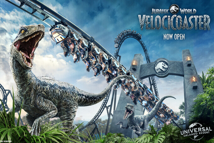 Universal 2-Day Park-to-Park Plus Extra Day Dated Ticket