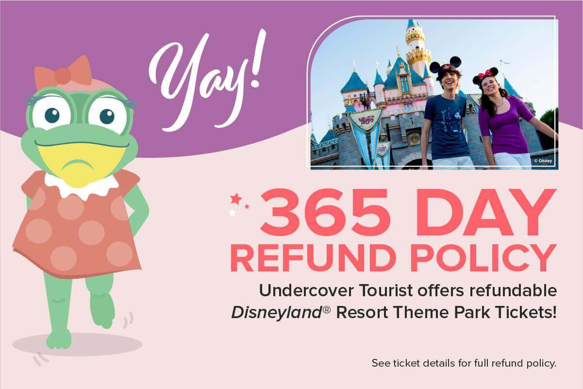 365 day refund policy