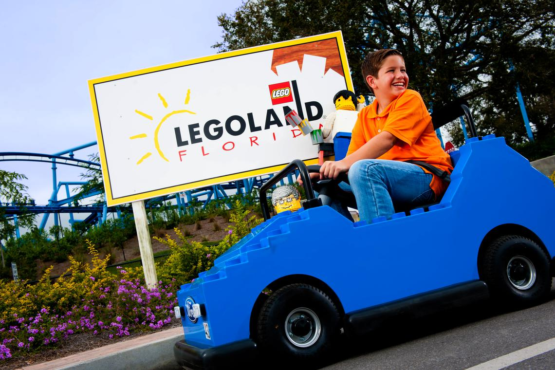 LEGOLAND Florida Single Day Ticket