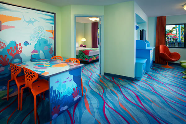 Disney\'s Art of Animation Resort | Walt Disney World | Undercover ...