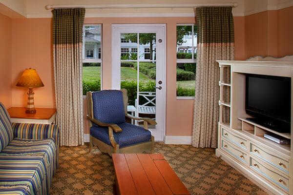 Beach Club Villas Walt Disney World