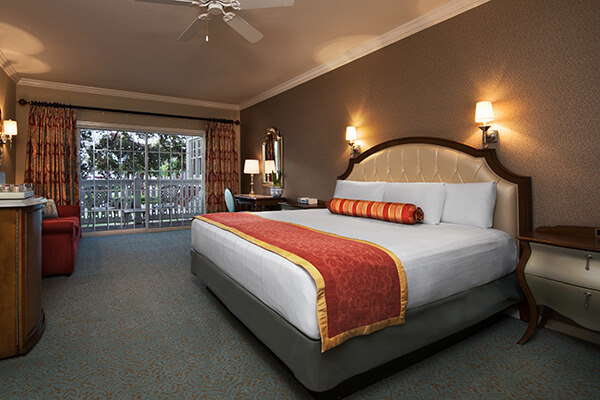 Disneys Grand Floridian Resort Spa Walt Disney World - Grand king bed