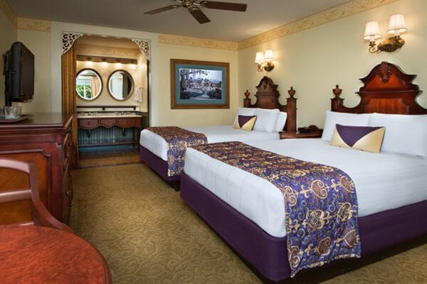 Disney 39 S Port Orleans Resort French Quarter Walt Disney World Undercover Tourist