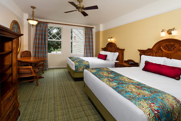 Disney S Saratoga Springs Resort Amp Spa Walt Disney World