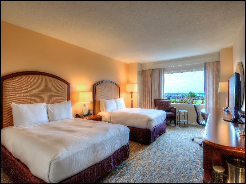 Number Of Hotel Rooms At Disney World