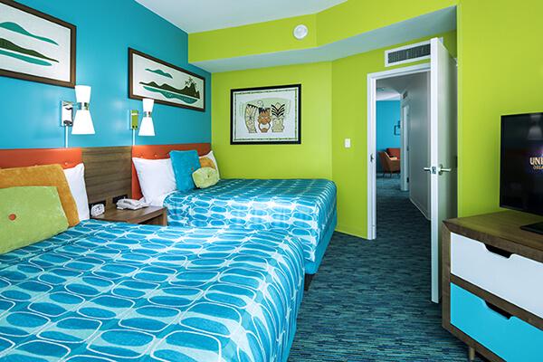 Universal S Cabana Bay Beach Resort Orlando Hotels