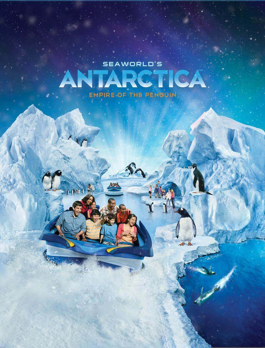 Antarctica: Empire of the Penguin®