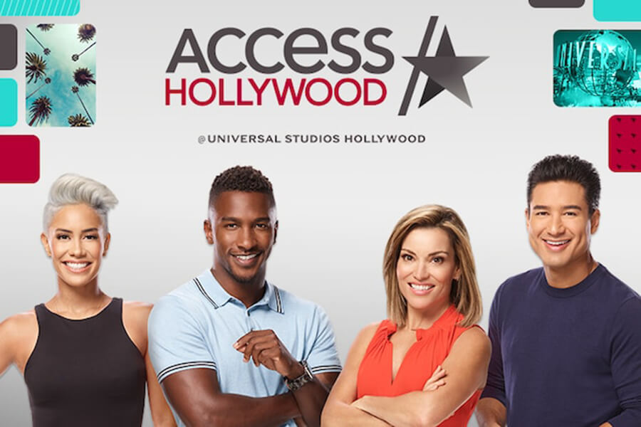 Access Hollywood at Universal Studios Hollywood
