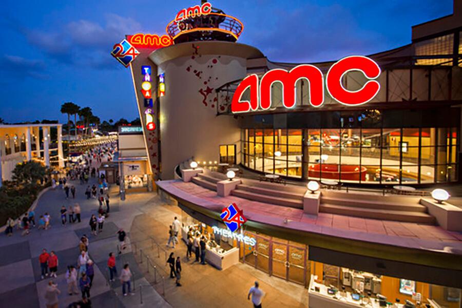Amc Movies At Disney Springs 24 Disney Springs
