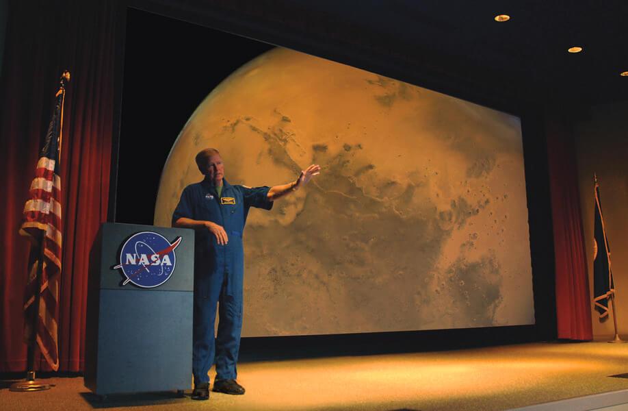 Astronaut Encounter