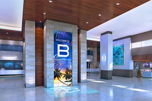 B Resort Amp Spa Disney Springs 174 Area Undercover Tourist