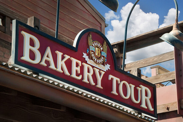 The Bakery Tour, hosted by Boudin® Bakery