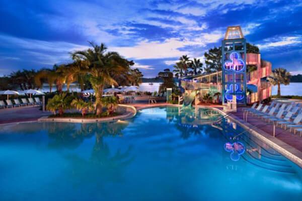 Bay Lake Tower at Disney's Contemporary Resort | Walt ...