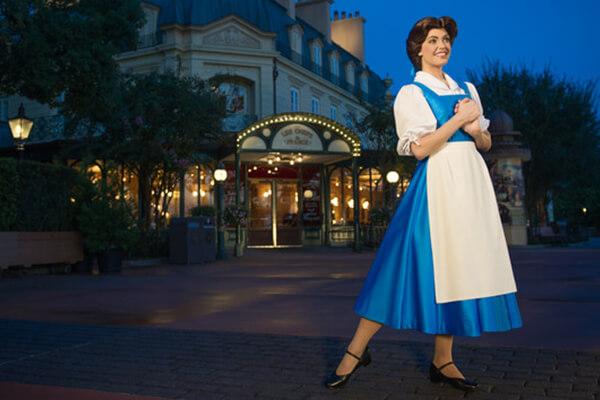 Belle in France