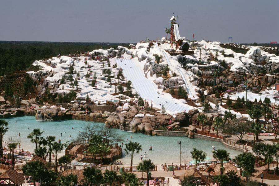 Disney S Blizzard Beach Waterpark Disney Discount Tickets Crowds