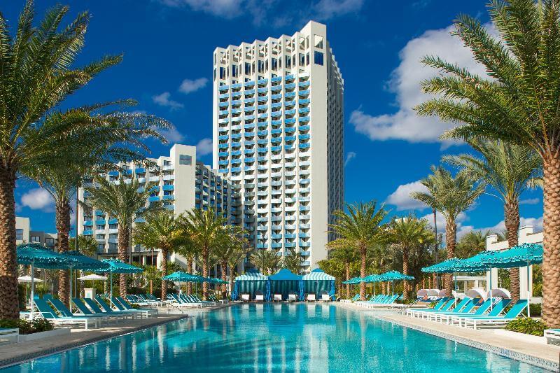 Hilton Orlando Buena Vista Palace - Disney Springs® Area