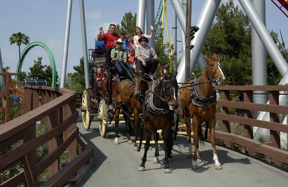 Butterfield Stagecoach