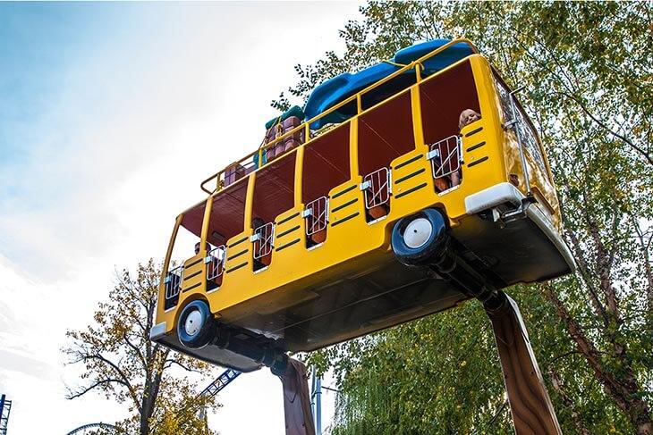 Camp Bus