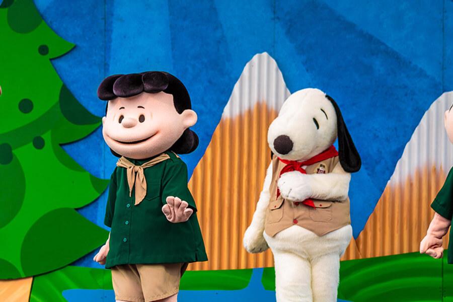 Camp Snoopy Theatre