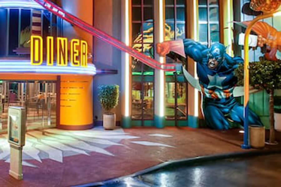 Captain America Diner®