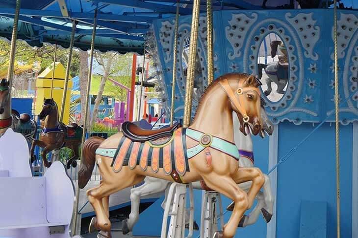 Character Carousel