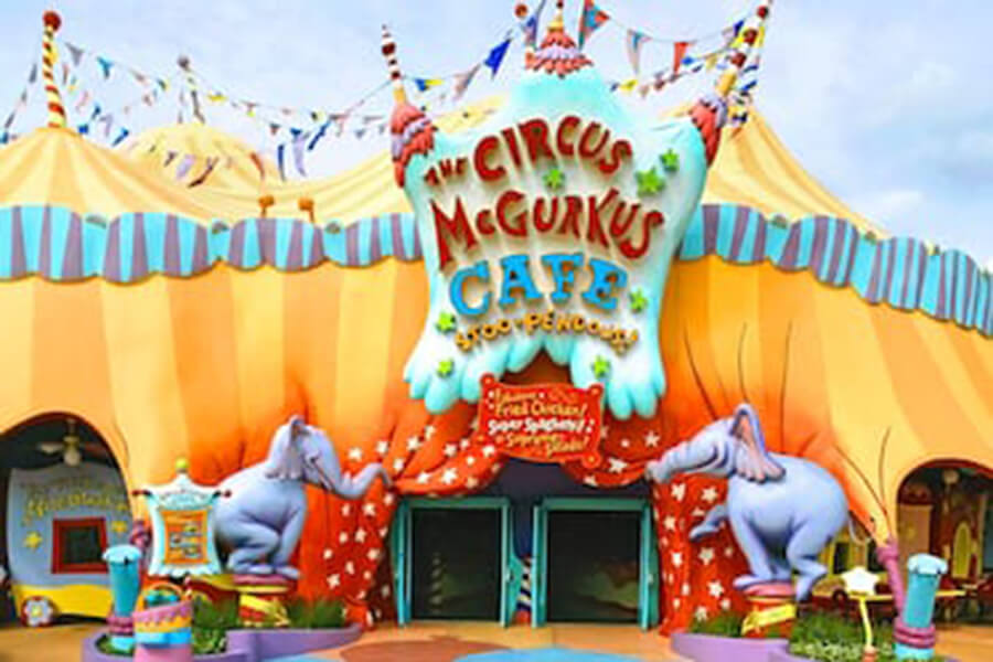 Circus McGurkus Café Stoo-pendous™