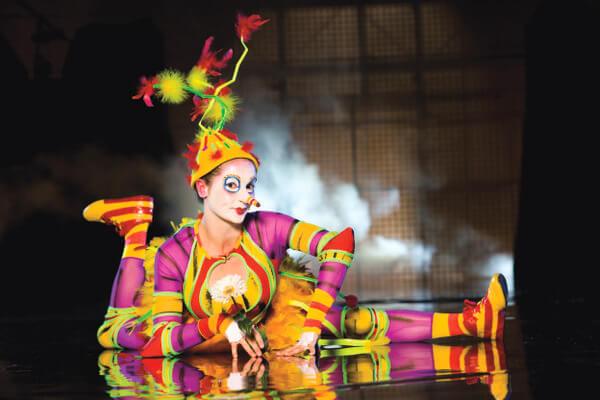 La Nouba™ by Cirque du Soleil®