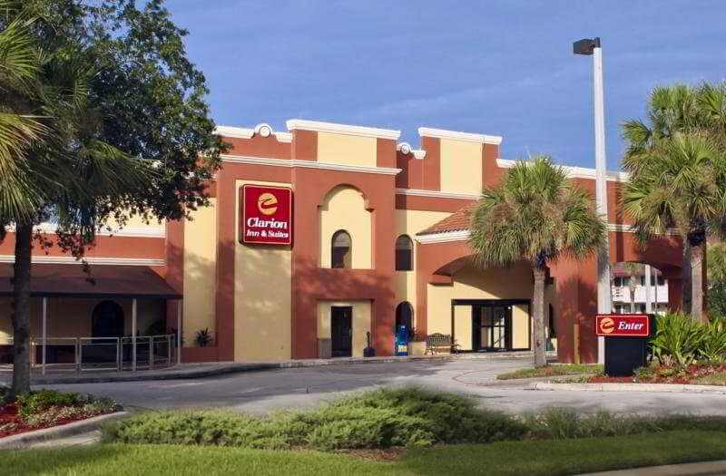 Clarion Inn Suites Orlando International Drive Orlando