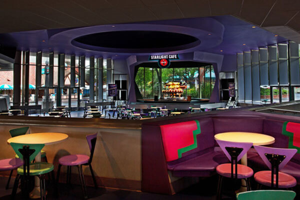 Cosmic Ray's Starlight Cafe