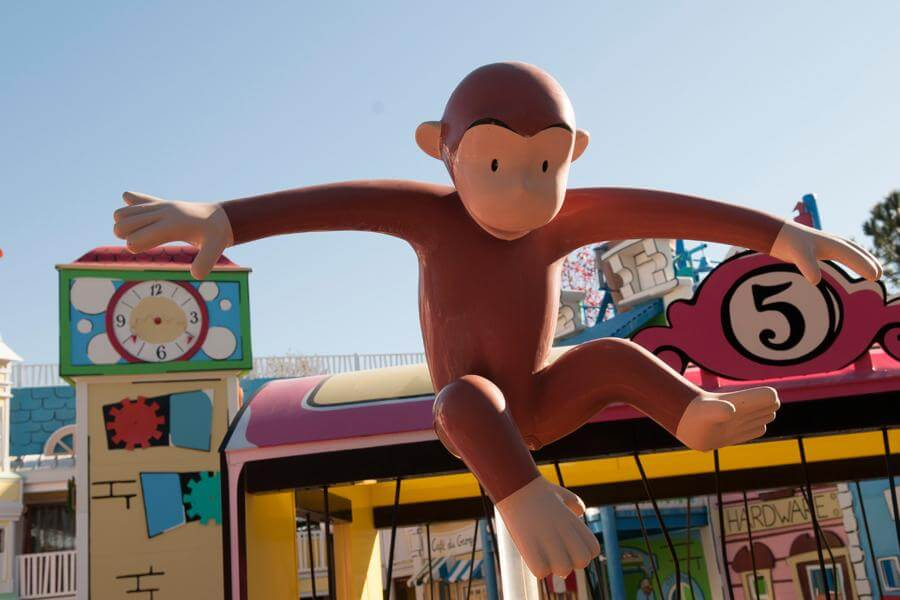 Curious George Goes To Town℠